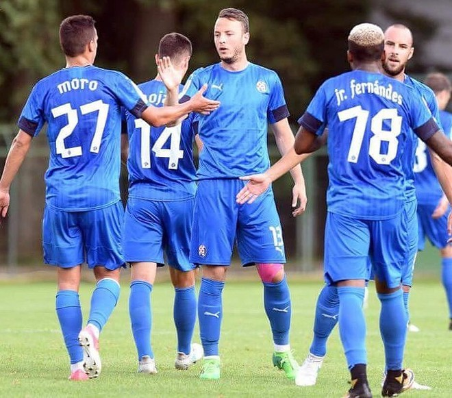 Rrahmani shënon golin e parë për Dinamon