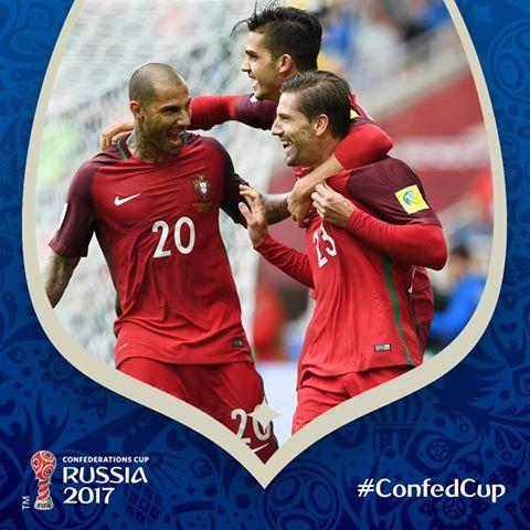 Në vazhdime, Portugalia pa Ronaldon del e treta