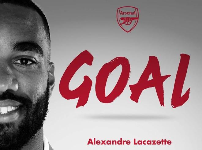 Lacazette debuton me gol te Arsenali