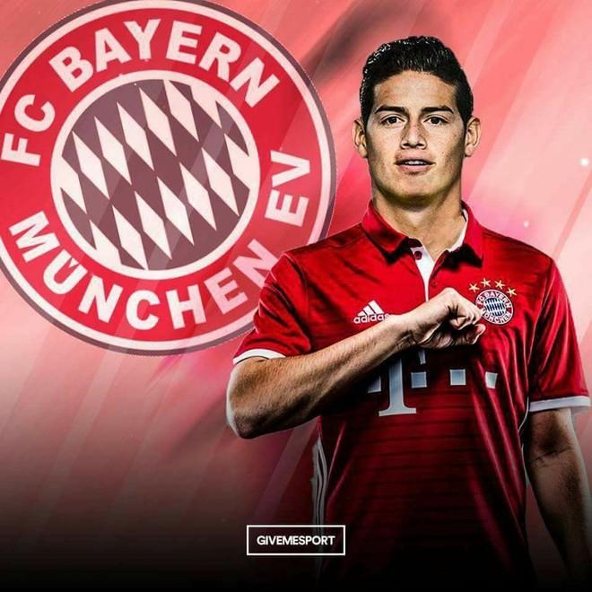 Zyrtare: James te Bayern