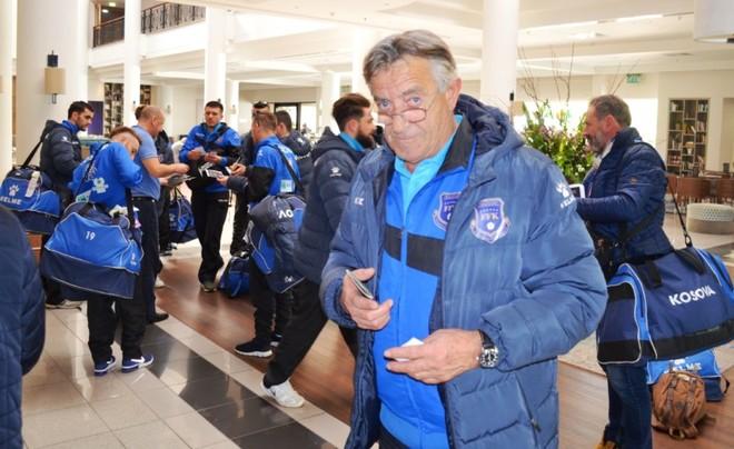 Përfaqësuesja arrin në Qipro, nesër ndeshja e parë
