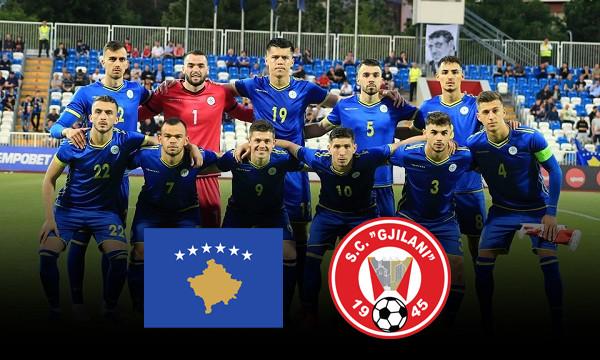 Kosova U21 - Gjilani, miqësore e qershorit
