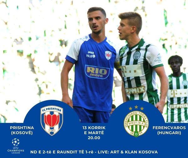 Prishtina njofton: Pa shikues në ndeshjen e kthimit