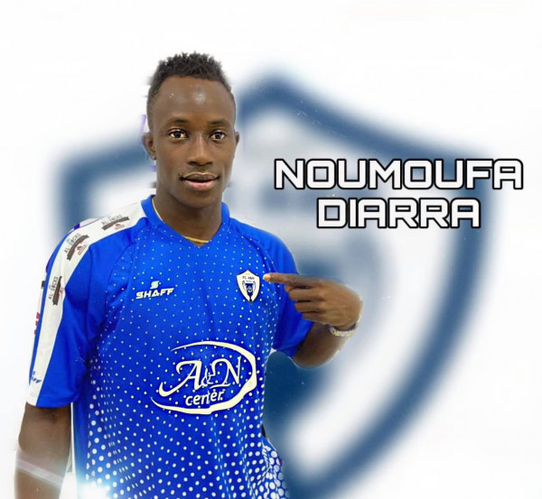 Noumoufa Diarra përforcim në sulmin e A&N