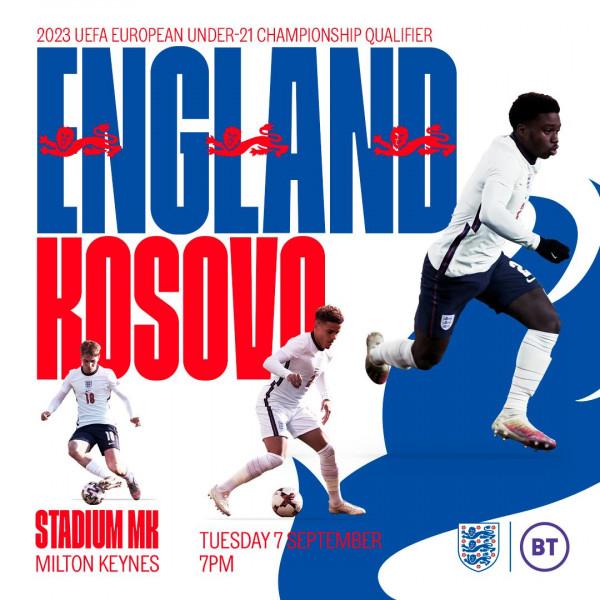 Anglia nis shitjen e biletave për ndeshje ndaj Kosovës