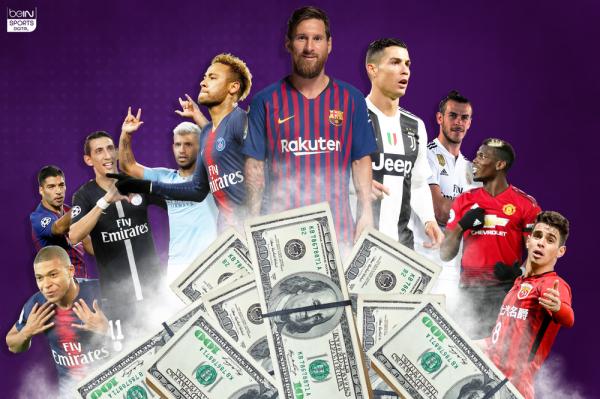 Lista e futbollistëve më të shtrenjtë në botë
