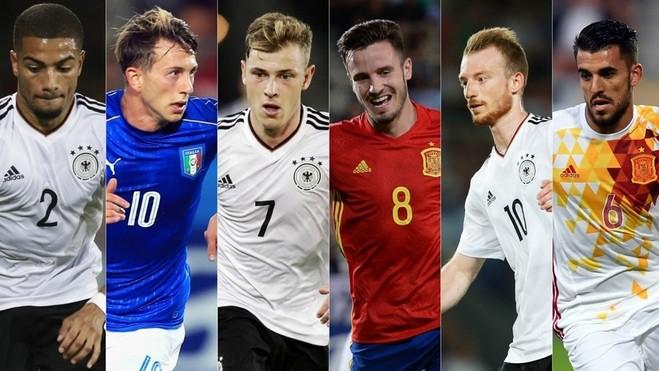 Skuadra më e mirë e EURO U21