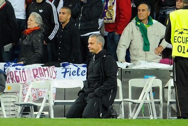 Mourinho ka qarë vetëm një herë pas humbjes