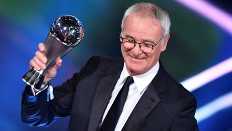 Ranieri, trajneri i vitit