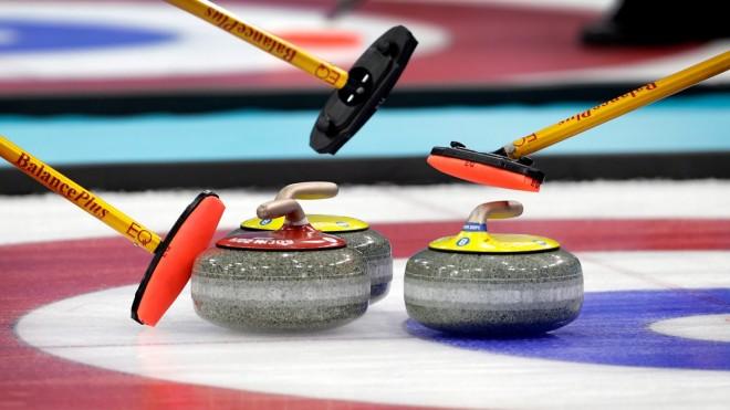 Abetare Olimpike: Kurling