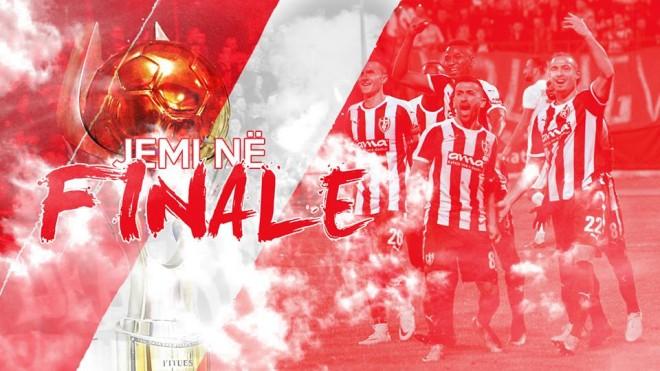Caktohet finalja e Kupës së Shqipërisë
