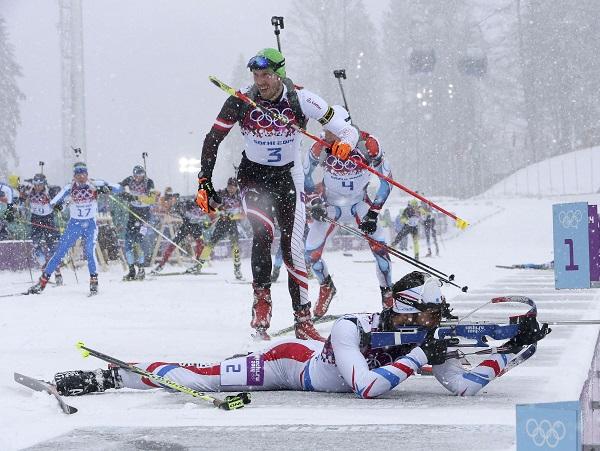 Abetare Olimpike: Biathlon