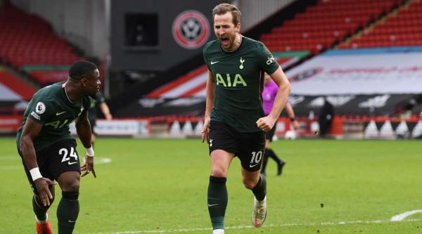 Tottenham mposht në udhëtim Sheffield Unitedin