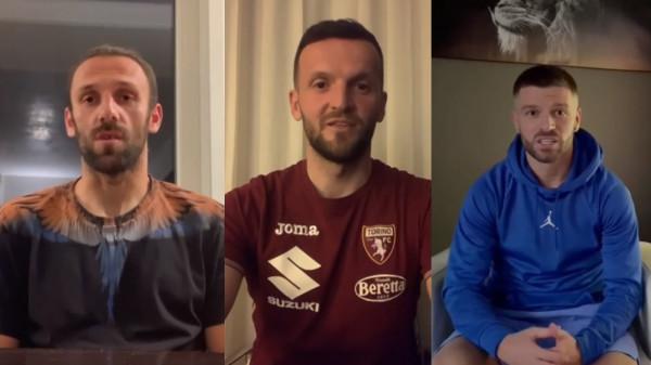 Lojtarët e Kosovës urojnë 5 vjetorin e pranimit në UEFA me video
