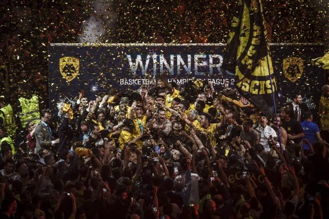 AEK triumfon në Ligë të Kampionëve