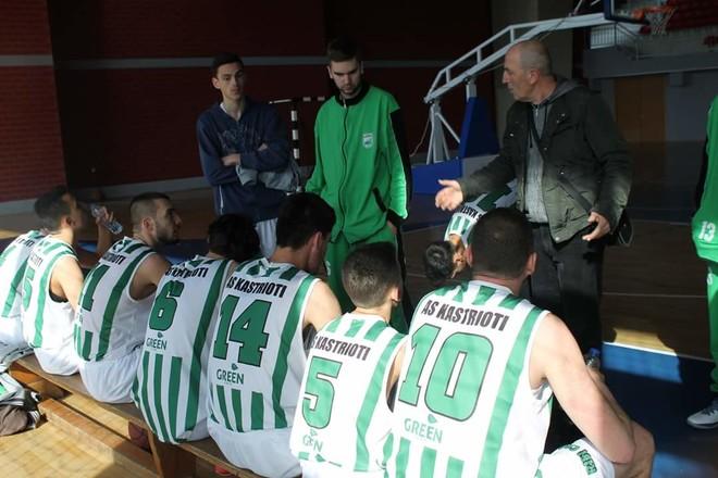 AS Kastrioti i kthehet basketbollit