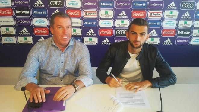 Rekord transferi nga Superiorja - Abazaj në Anderlecht