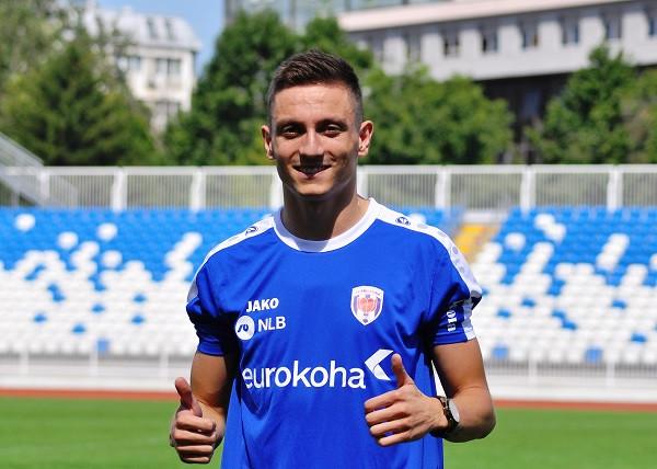 Leonit Abazi prezantohet te Prishtina