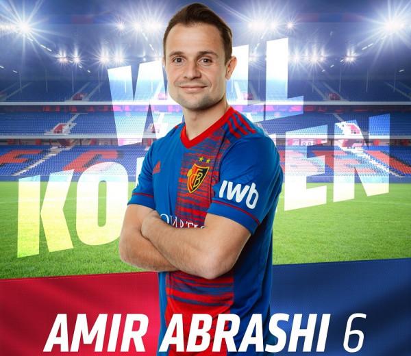 Amir Abrashi kalon te Baseli