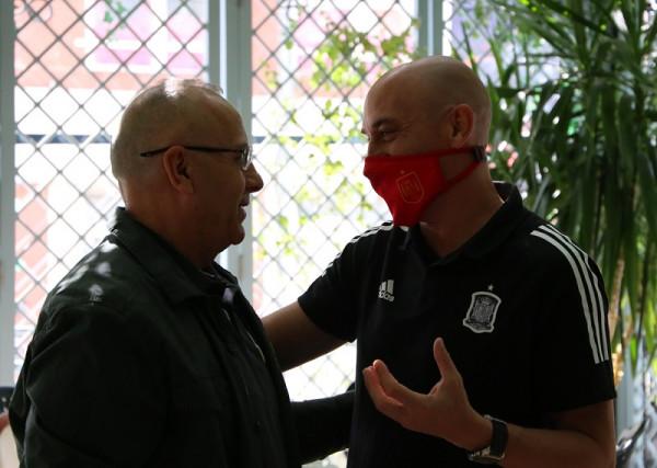Nënkryetari i UEFA-së, falenderon FFK-në për pritje