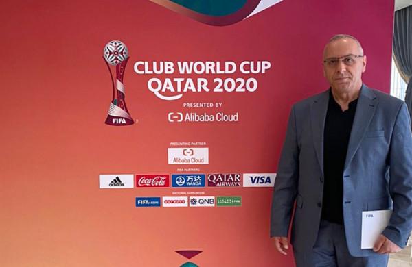 """Agim Ademi i pranishëm në """"Club World Cup"""""""