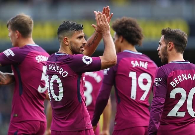 3 ndeshje 15 gola, City nuk ndalet