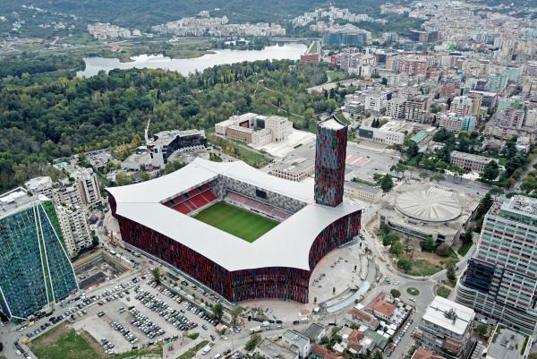 Air Albania e Tiranës, mikpritëse e finales së garës së re e UEFA-së
