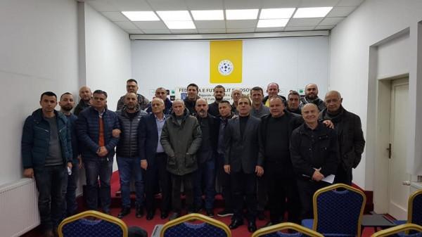Ismajl Ajeti zgjedhet kryetar i Lidhjes Rajonale të Prishtinës
