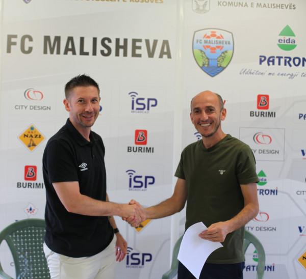 Malisheva angazhon ndihmësin e Kosovës U21, Alan Clark