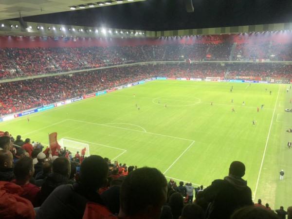 """Përurohet """"Arena Kombëtare"""", Shqipëria e pafuqishme ndaj kampionit botëror"""