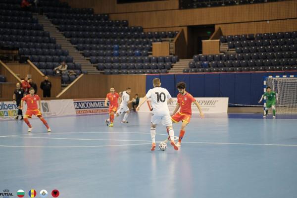 Shqipëria mposhtet nga Andorra në futsall