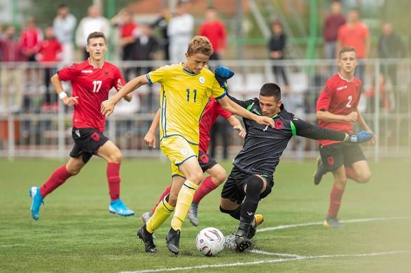 Të gjitha ndeshjet fitore, Kosova fiton turneun U15 të UEFA-së