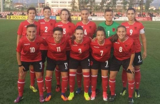 Shqipëria U19 mposht moshataret boshnjake