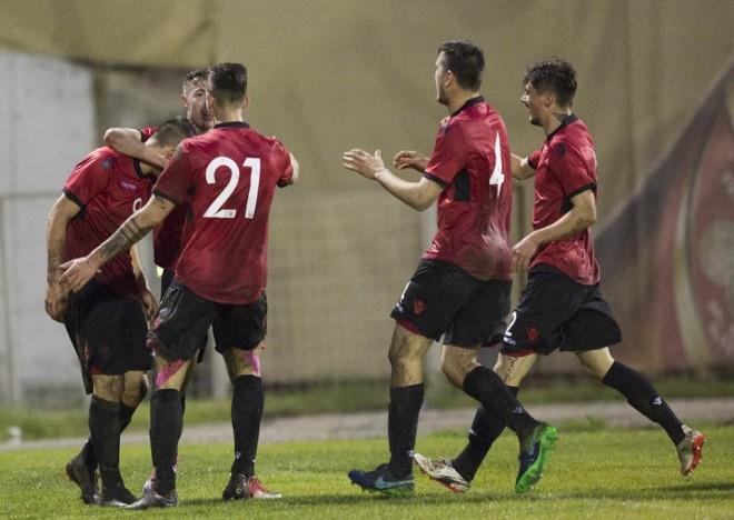 E fundit edhe për Shqipërinë U21