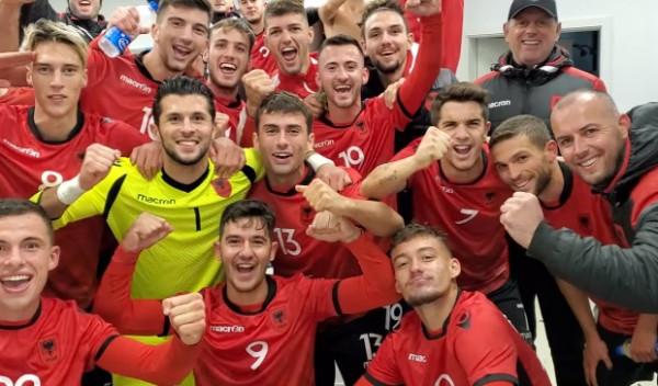 Pas seniorëve, edhe shpresat kuqezi fitojnë Kosovën