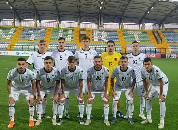 Paraqitje e zbehtë, Shqipëria U21 mposhtet nga Çekia U21