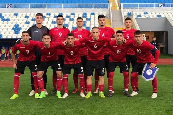 Shqipëria U19 mposht dy herë brenda tre ditëve Kosovën U19