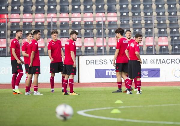 Edhe kuqezinjtë U21 mposhten nga Turqia