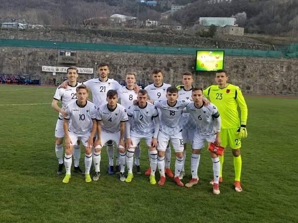 Shqipëria U21 nuk arrin ta mposht Andorrën U21