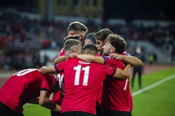 Përmirësim gol-dallimi dhe Shqipëria ngritet në pozitë të dytë