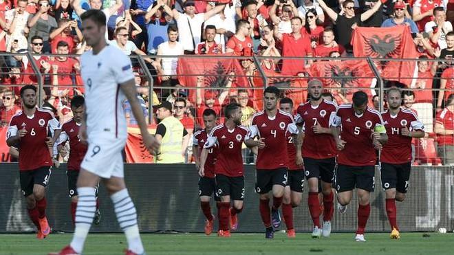 Francë vs. Shqipëri, kuotat e bastoreve