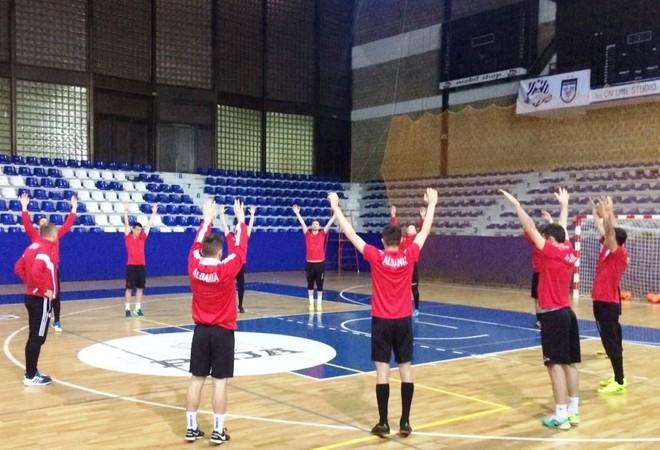 Kombëtarja futsall përgatitet në Prishtinë, sonte miqësore me Feniksin