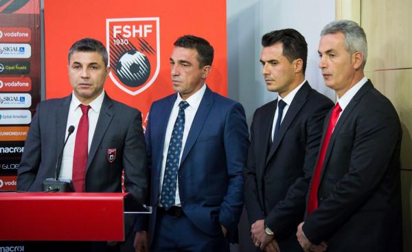 Grupmoshat e kombëtares, emërohen trajnerët