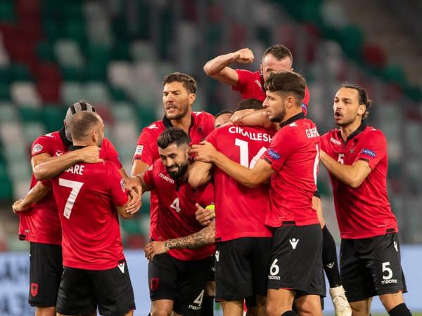 Shqipëri - Lituani, formacioni i mundshëm i Shqipërisë