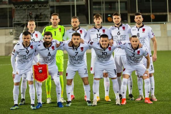 Shqipëri - Angli. Reja me plot ndryshime në formacion