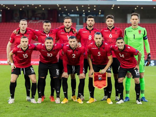 Notat e futbollistëve: Shqipëria-Bjellorusia