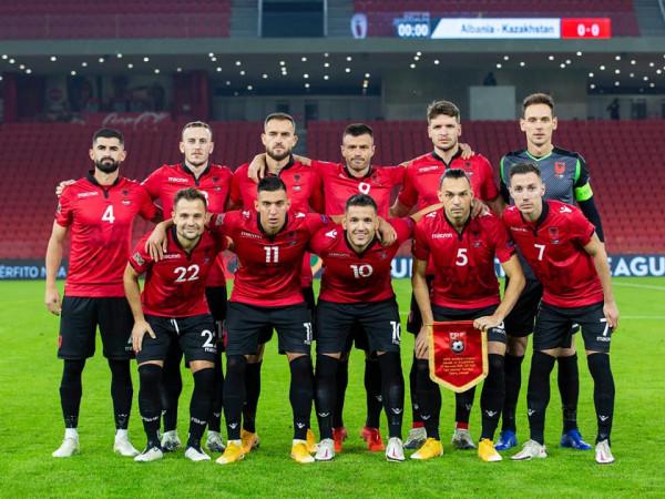 Notat e lojtarëve: Shqipëria-Kazakistani