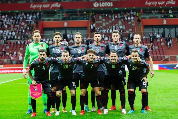 Formcioni i mundshëm i Shqipërisë ndaj Hungarisë