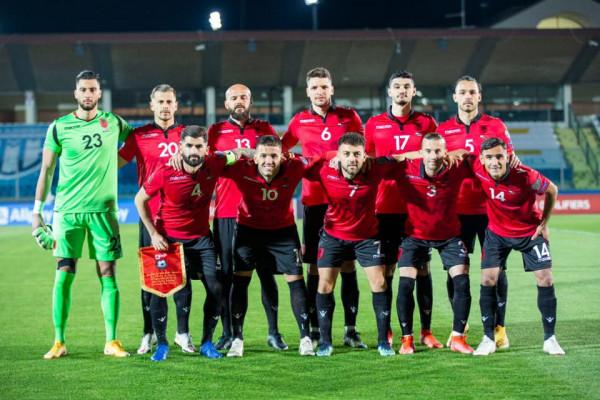 Shqipëria s'lëviz në renditjen mujore të prillit