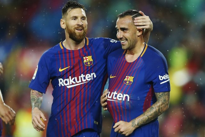 Paco ia sjell fitoren Barcelonës